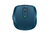 Logitech SOURIS SANS FIL MX ANYWHERE - MIDNIGHT TEAL photo 1