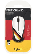 Logitech M238 Fan Collection - Wireless Mouse GERMANY