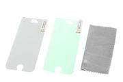 Muvit 1 film miroir + 1 film secret pour iPhone 5/5S/SE