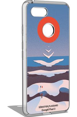 Bigben Coque Pixel 3 XL - Sebastien Plassard