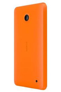 Nokia COQUE ORANGE NOKIA POUR LUMIA 635