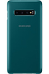 Samsung Clear Ciew Cover pour Samsung Galaxy S10+ Vert photo 2