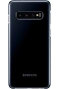 Samsung Coque LED pour Samsung Galaxy S10 Noir
