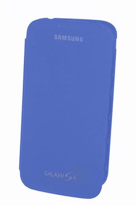 Samsung ETUI FOLIO GALAXY S4 BLEU