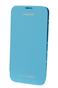 Samsung ETUI GALAXY NOTE 2 BLEU