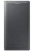 Samsung ETUI FLIP COVER NOIR POUR SAMSUNG GALAXY A3