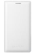 Samsung ETUI FLIP COVER BLANC POUR SAMSUNG GALAXY A3