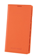Samsung Folio Galaxy Note 3 Orange