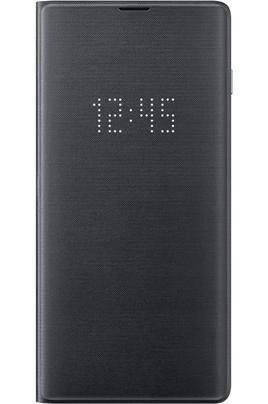 Coque smartphone Samsung LED View cover Noir Samsung S10+