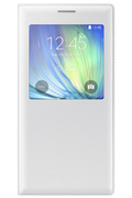 Samsung ETUI S VIEW COVER BLANC POUR SAMSUNG GALAXY A7