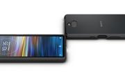 Sony Coque arrière renforcée noir pour smartphone sony Xperia 10