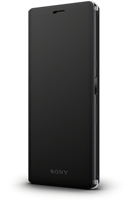 Sony Coque Cover Stand pour smartphone Xperia 10
