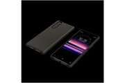 Sony Style Cover Back pour Xperia 5 noir