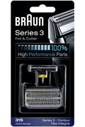 Braun GRILLE + BLOC COUTEAUX 31S COMBI PACK