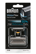 Braun GRILLE + BLOC COUTEAUX 51B COMBI PACK