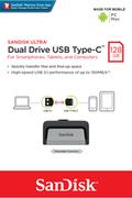 Sandisk DUAL TYPE C 128GB