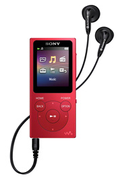 Sony NWE394R rouge