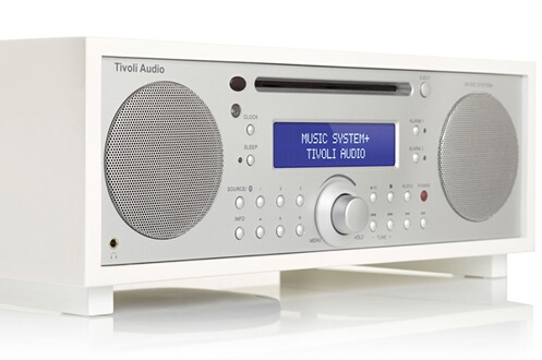 Tivoli MUSIC SYSTEM+ WHITE