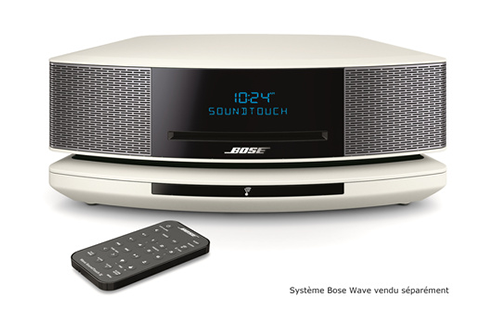 Bose Socle Soundtouch pour Wave Music System IV blanc