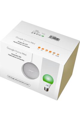 Onearz Connect Pack Google mini + ampoule Onearz