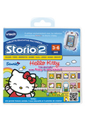Vtech JEU STORIO 2 HELLO KITTY