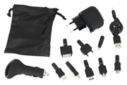 Muvit Pack chargement universel + 8 connecteurs