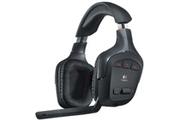Logitech G930 7.1 Wireless Gaming Headset pour PC