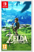 Nintendo The Legend of Zelda : Breath of the Wild Nintendo Switch