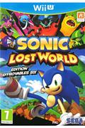 Nintendo SONIC : LOST WORLD - EDITIONS EFFROYABLES SIX