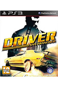 Ubisoft DRIVER-SAN FRANCISCO