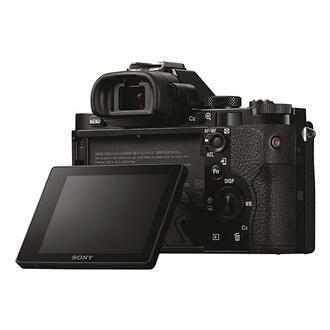 Sony ALPHA 7 S + FE 24-70 + FE 70-200