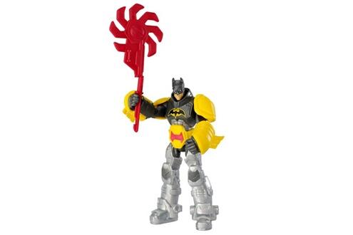 Mattel Figurine batman power strike : scie solaire