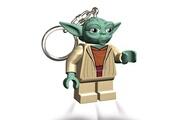 Lego Porte-clés Figurine Lego Star Wars : Yoda