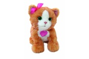 Hasbro Peluche interactive FurReal : Mon chat joueur