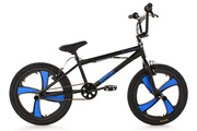 KS Cycling BMX freestyle 20'' Rise noir KS Cycling