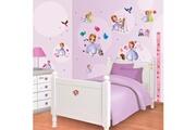 Walltastic 75 stickers princesse sofia disney walltastic