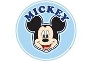 DECOFUN Stickers tête de lit mickey disney