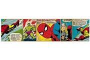 DECOFUN Frise spiderman action heroes marvel