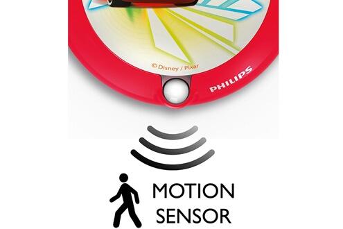 Philips Veilleuse cars à détecteur de mouvement disney philips