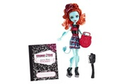 Mattel Poupée Monster High : Echange monstrueux : Lorna Mc Nessie