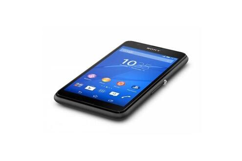 Sony Sony E2003 Xperia E4G Noir