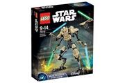 Lego Lego 75112 star wars : figurine à construire général grievous