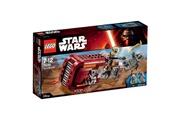 Lego Lego 75099 star wars : le speeder de rey