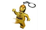 Lego Porte-clés figurine lego star wars : c-3po