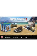 Square Enix XBOX ONE JUST CAUSE 3 COLLECTOR