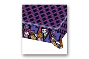 Amscan 1 nappe en papier : monster high