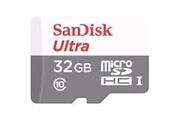 Sandisk Carte mémoire Ultra microSDHC 32 Go (jusqu'à 48 Mo/s, Classe 10)