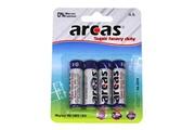 Arcas Pack de 4 piles ARCAS R06 Mignon AA