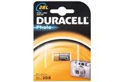 Duracell batterie Lithium - DuraPile (V 28 PXL) 2 CR 1/3 N, PX 28 , 6231, 2 CR 11108 - 2 CR1/3N / PX 28 L 6V Duracell 1-BL
