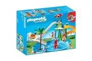 PLAYMOBIL Playmobil 6669 : summer fun : parc aquatique avec toboggans géants